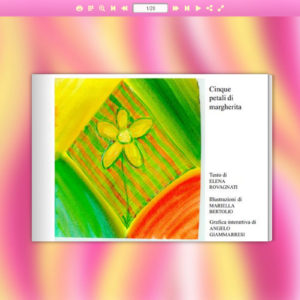 Cinque petali di margherita – Elena Rovagnati