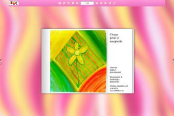 Five daisy petals - Elena Rovagnati