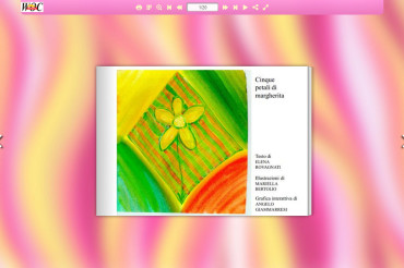 Five daisy petals – Elena Rovagnati