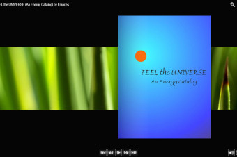 Feel The Universe (Un Catalogo Energetico) by Frances