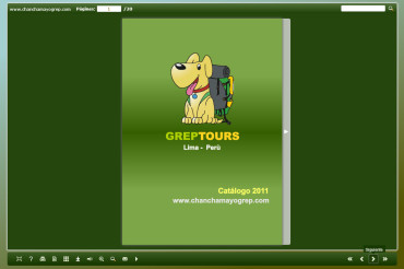 Greptours.com – Brochure Online