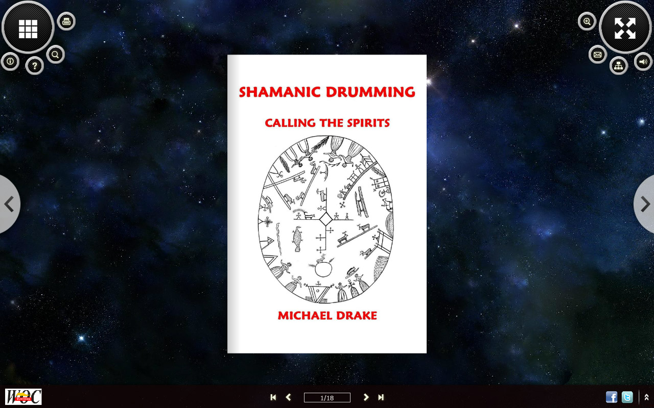 SHAMANIC DRUMMING CALLING THE SPIRITS