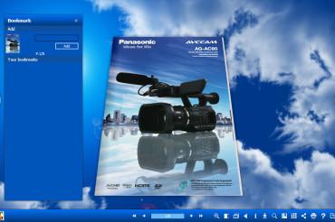 FlipBook 3D – Style-Float