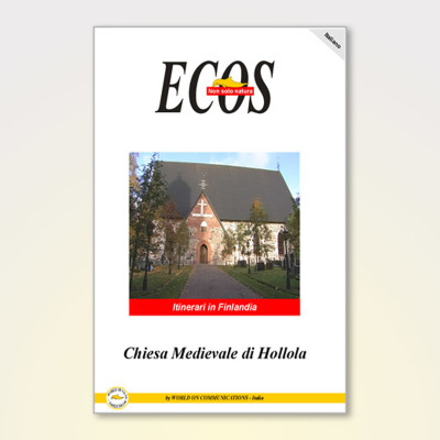 FINLAND - The Medieval Church of Hollola