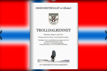 Trolldalrennet 2014 – Norway