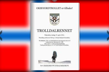 Trolldalrennet 2014 – Norvegia