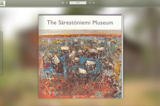 The Särestöniemi Museum