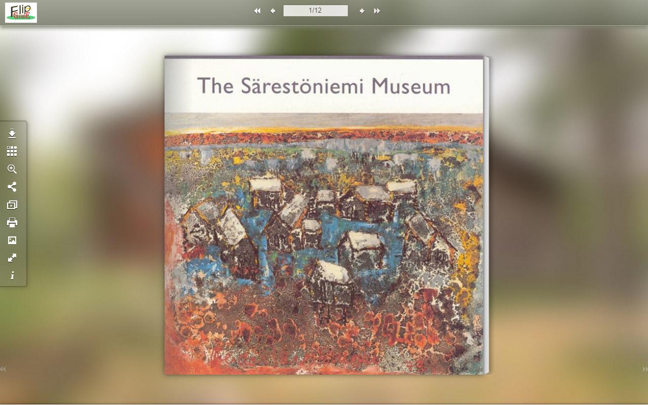 Sarestoniemi Museum