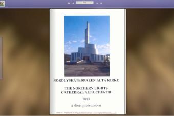 La Cattedrale dell'Aurora Boreale – Chiesa di Alta