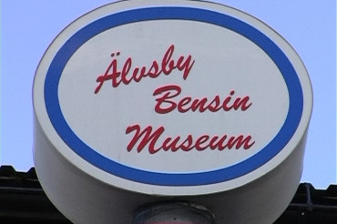 Älvsbyn Museo Museo Pompe di Benzina