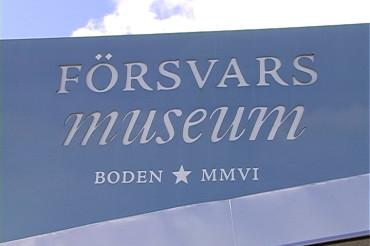 Försvarsmuseum Boden