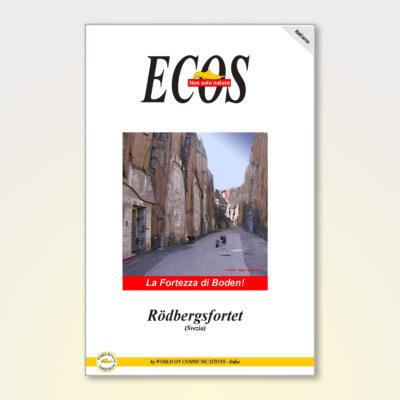 Rödbergsfortet – La Fortezza di Boden!