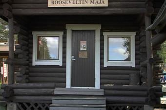 La Casa di Roosevelt al Circolo Polare Artico