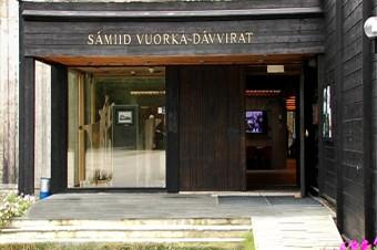 Sámiid Vuorká-Dávvirat – Museo Folclorico