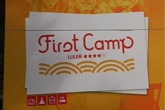 Campeggio First Camp Luleå