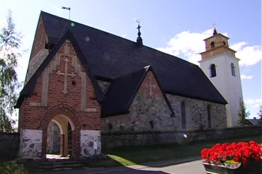 L' Antica Chiesa Monumentale Patrimonio Mondiale di Luleå