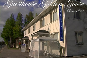 Pensione Golden Goose – Kittilä