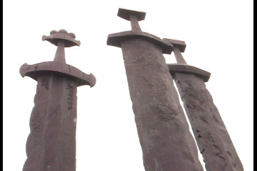 The Swords of HafrsFjord