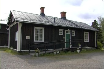 The Hjalmar Lundbohmsgården