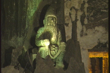 Sculptures of Wieliczka Salt and Legends