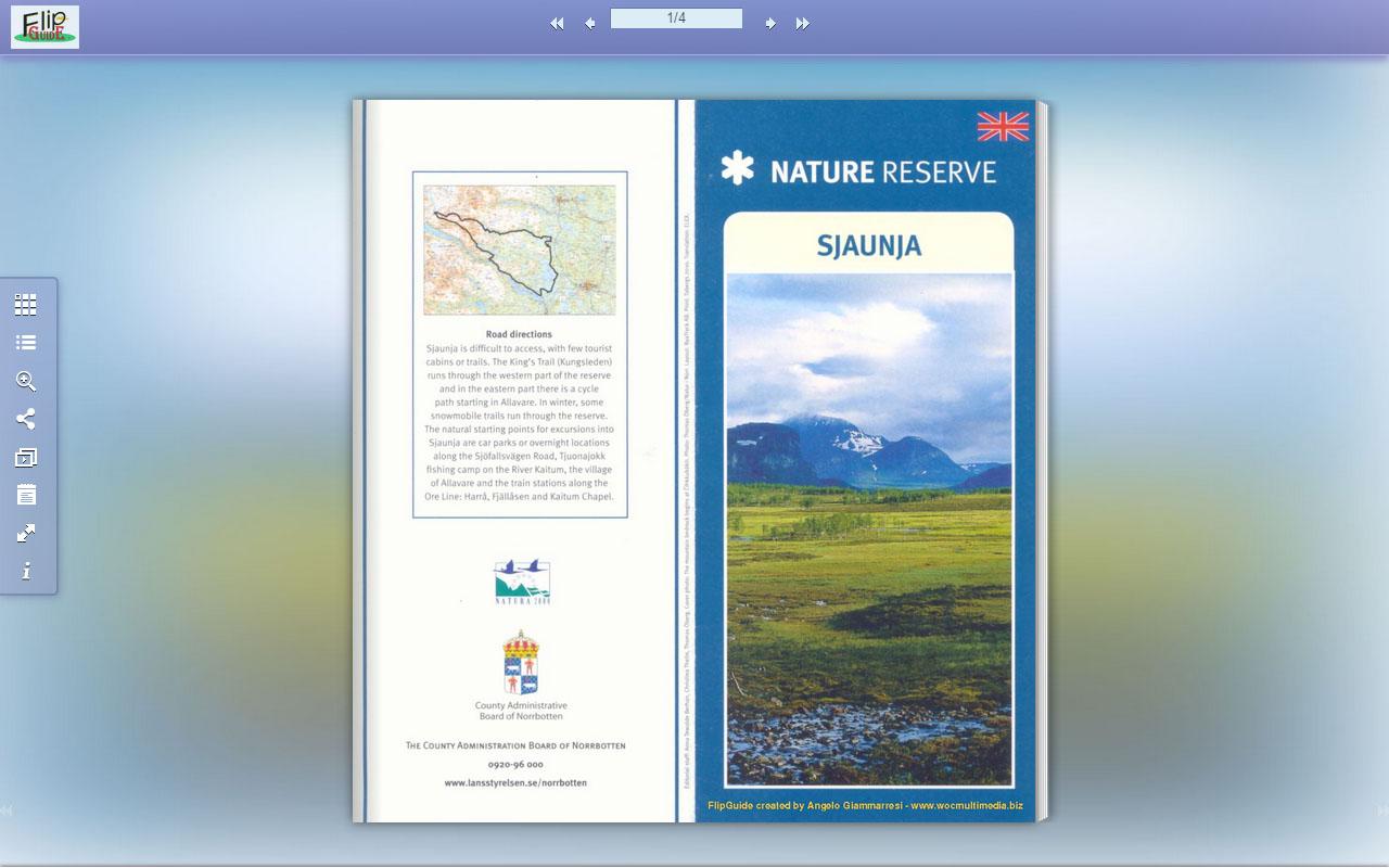 Sjaunja Reserve