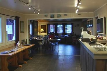 Stabbursdalen Restaurant
