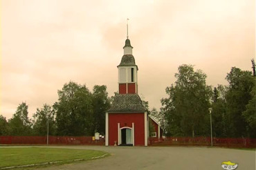 The Oldest Wooden Church in Sweden