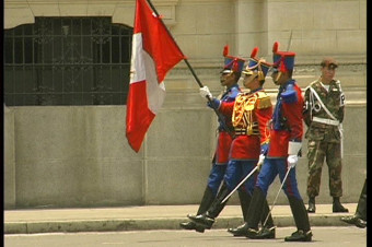 Changing of the Guard at Lima