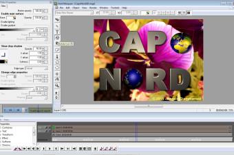 Creare Facilmente Titoli Animati 2D-3D con Marquee