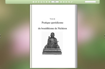 The Daily Practice of Nichiren's Buddhism
