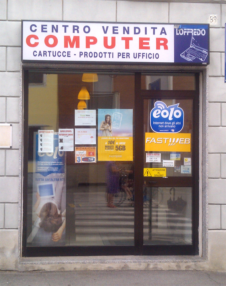 LOFFREDO COMPUTER