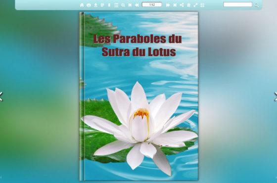 Les Paraboles du Sutra du Lotus