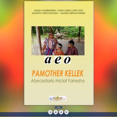 PAMOTHER KELLEK – Abecedario Inicial Yanesha
